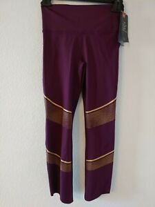 Under Armour Heat Gear Fitted Crop Capri Leggings New Active Pants Size XS