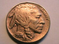 1938-D Buffalo Nickel Nice XF Extra Fine Indian Head 5 Cent Coin