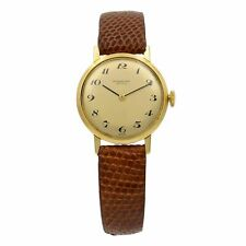 IWC 18k Yellow Gold Vintage Manual Winding Ladies watch