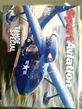 Sport Aviation Magazine 12 Issues 2007