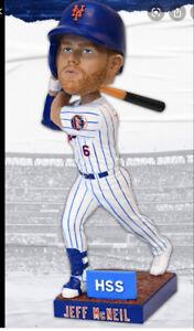 2021 New York Mets Jeff McNeil Bobblehead June SGA NY Squirrel Citi Field NY 8