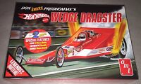AMT Don The Snake Prudhomme Coca Cola Wedge Dragster 1/25 model kit new 1049