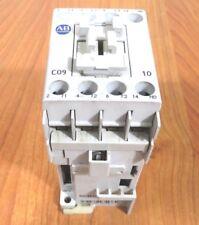 Allen Bradley 100-C09D*10 IEC Contractor Uimp 8kV. 24VDC coil