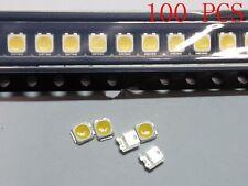 100pcs 3228 3V 1W 350M LED Beads Cool White FOR Samsung SPBWH1320S1EVC1BIB