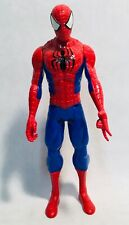 "Spiderman action figure Marvel 2013 Hasbro +- 29 cm 12"" Peter Parker VGC"