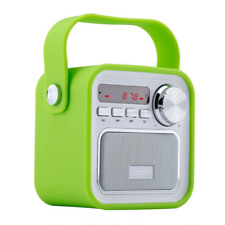 U UZOPI Bluetooth Speakers Portable, UZOPI 5W Wireless Outdoor Speakers with FM