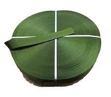 Green Cobra Riggers Belt 3000kgs / 6613lb Breaking Strain 45mm Webbing