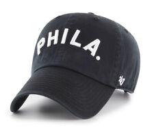 MLB Philadelphia Phillies '47 Cooperstown Script Clean Up Strapback Hat Cap