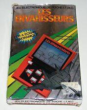 ITMC LES ENVAHISSEURS - EPOCH 1983 - Jeu électronique / Electronic game BOXED