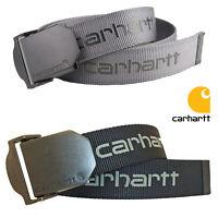Carhartt Gürtel WEBBING BELT Nylongürtel mit Stahlschnalle Workwear S bis XXL