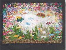 Aquarium Watercolor kit by Whims