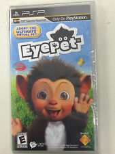 EyePet: Your Virtual Pet  (PlayStation Portable, 2010) Game ONLY