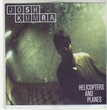 (DD867) Josh Kumra, Helicopters & Planes - 2012 DJ CD