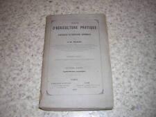 1859.traité d'agriculture et hygiene veterinaire / Magne.T2/3