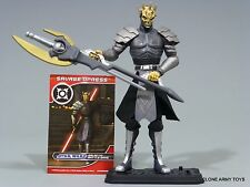 STAR WARS SAVAGE OPRESS TARGET EXCLUSIVE DARTH MAUL RETURNS CLONE CW TCW LOOSE