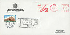 "AR-4LA ESA Official FDC ""1st Launching of ARIANE L01 Rocket"" 1979"