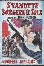 Dvd Video **STANOTTE SORGERÀ IL SOLE** con John Garfield nuovo sigillato 1949