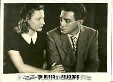 Elena Luber and Alberto Rabagliati In cerca di felicità 1944 movie photo 16984