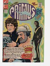 PRIMUS 5  70S TV SERIES  CHARLTON ADVENTURE  COMICS