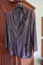 Giacca in pelle uomo man's leather jacket Lederjacke für Herren veste en cuir