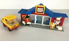 LEGO classic town Legoland  6362 POST OFFICE COMPLET - NO instruction 1982