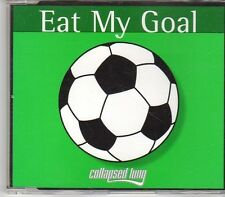 (EK947) Collapsed Lung, Eat My Goal - 1998 DJ CD