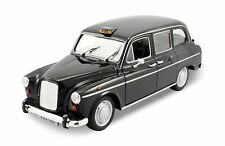 "Welly Austin FX4 London Taxi 1:24 scale 7.5"" diecast model car Black W201"