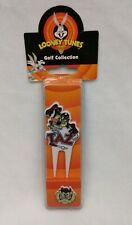 Looney Tunes Taz Golf Kit Divot Repair Tool Ball Marker Tasmanian Devil