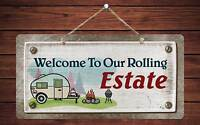"""ROLLING ROCK BEER /""""CARRY BACK/"""" 9/"""" x 12/"""" ALUMINUM Sign"""