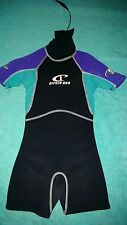 Circle One Shorty wetsuit Surfing Swimming JUNIOR Child Size XS (height 110cm)