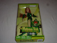 NEW IN BOX BARBIE POISON IVY DOLL MATTEL DC COMICS NIB