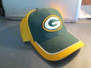 """""""GREEN BAY PACKERS"""" NFL Team HAT Adult Size One Size Fits Most Strap Back $25"""
