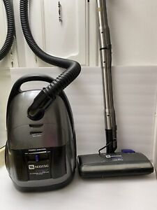 Hoover Maytag Legacy Series S3591 Canister Vacuum Cleaner w/Power Nozzle Brush