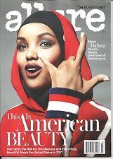 Allure July 2017 Halima Muslim Model Free & Fast SnH Best Deal on Ebay L@@K !!
