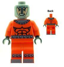 Personalizado diseñado Bulldozer Wrecking Crew Minifigura -