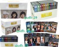Dallas:The Complete TV Series Seasons 1-14 + 3 Movies (57-Disc,DVD Box Set, New)