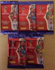 Fifa World Cup Russia 2018 Panini Adrenalyn XL ~ 5 x Sealed Packs = 45 Cards