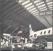 Vintage Photo Helicopter & Airplanes in Aircraft Hangar 757075