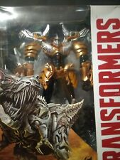 Transformers Age of Extinction Grimlock Voyager