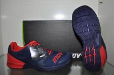 INOV8 Mens F-Lite 250 Cross-Trainer Shoe Size 8.5 Navy/Red NIB 🔥🏃🏻🏃🏿🔥🔥🔥
