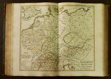 1854c,SPRUNER ATLAS:GERMANIA-DEUTSCHLAND.TAV I.GALLIA.REICH der FRANKEN ETNA