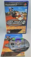 Tony Hawk's Pro Skater 4 Video Game for Sony PlayStation 2 PS2 PAL TESTED
