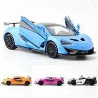 McLaren 570S V8 2015 Sports Car 1/36 Model Car Diecast Gift Toy Vehicle Kids