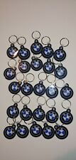X25 lot of 25 Keyring Motorcycle Rubber Keychain Key Chain Key Ring BMW Seattle