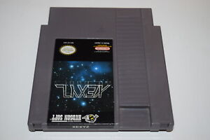 Xexyz Nintendo NES Video Game Cart