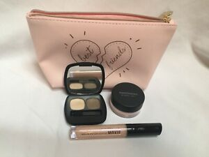 """*NEW* *FREE SHIPPING* bareMinerals """"Best Friends"""" 4 Piece Collection"""