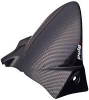 Garde boue arrière Puig Aprilia Shiver 900 17-19 noir mat lèche roue