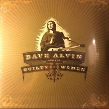 Dave Alvin And The Guilty Women – Self Titled SEALED Yep Roc 2xLP VINYL
