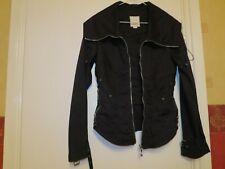 women jacket / diesel / XS / black