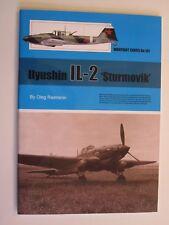 Warpaint 107 - Ilyushin IL-2 'Sturmovik' - Color Profiles Line Drawings Photos